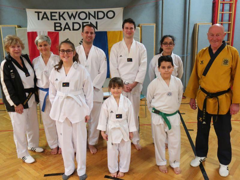 taekwondo pr fung dezember 2018 taekwondo ju jitsu kickboxen judo baden. Black Bedroom Furniture Sets. Home Design Ideas